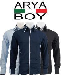 Arya Boy Overhemd.Italiaanse Overhemden Van Arya Boy Elke Dag Iets Leuks