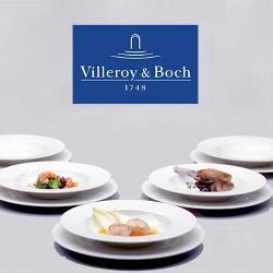 Serviesset Villeroy En Boch.Villeroy Boch Lifedesign Servies 6 Persoons Compleet