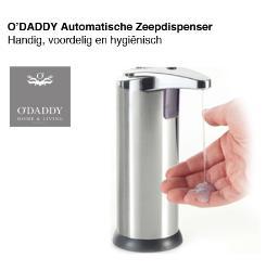 O Daddy Automatische Zeepdispenser.O Daddy Automatische Zeepdispenser Actiespullen Nl